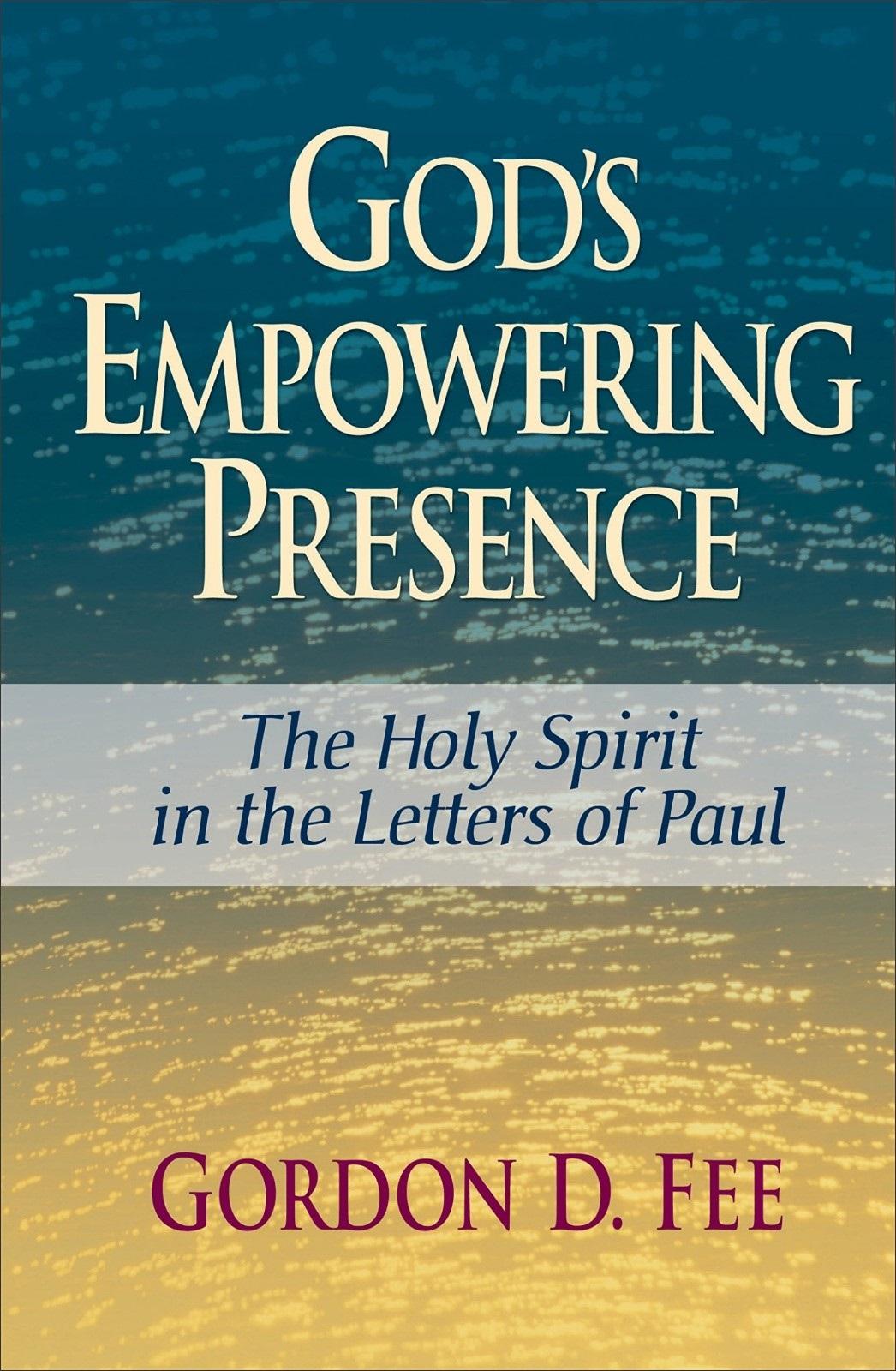 Gods Empowering Presence
